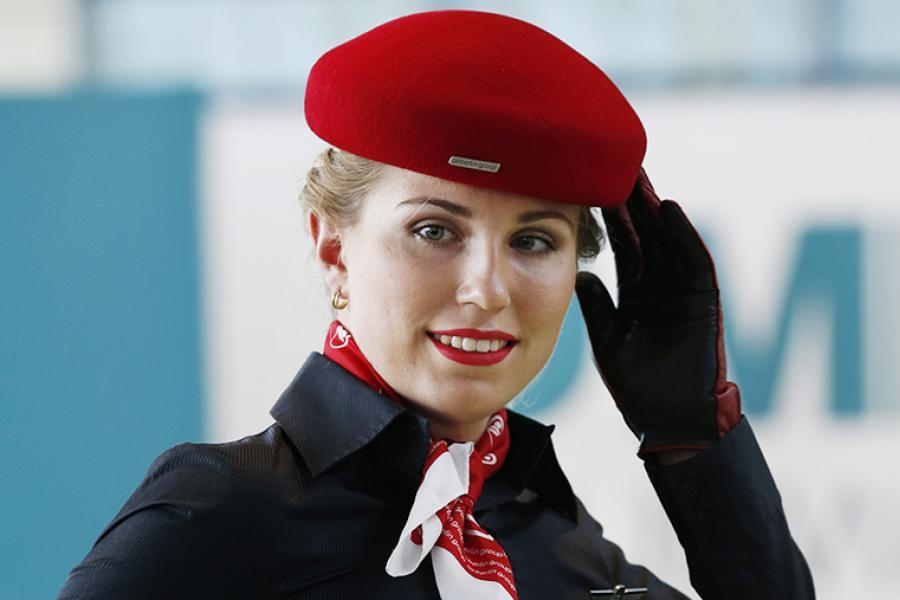 стюардессы самые