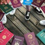 Самые «сильные» паспорта мира