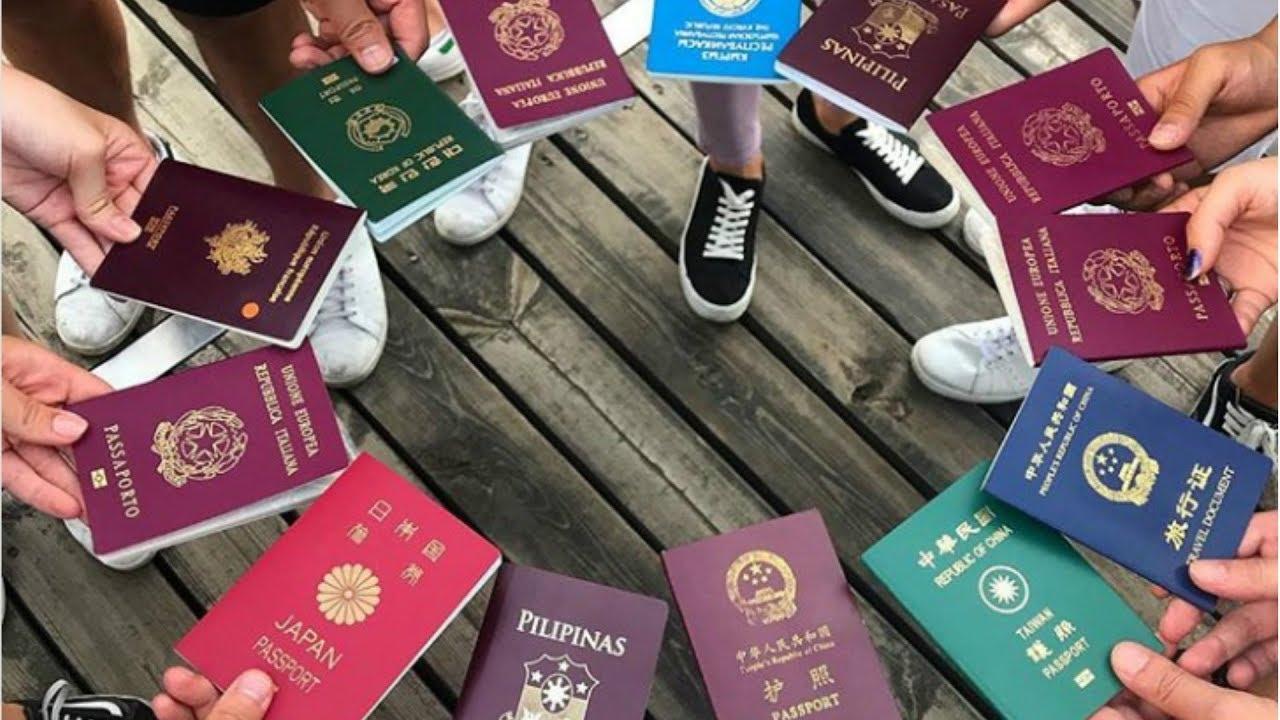 сильные паспорта мира