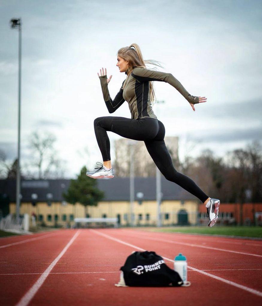 самая красивая спортсменка