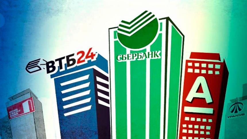 банк Россия рейтинг