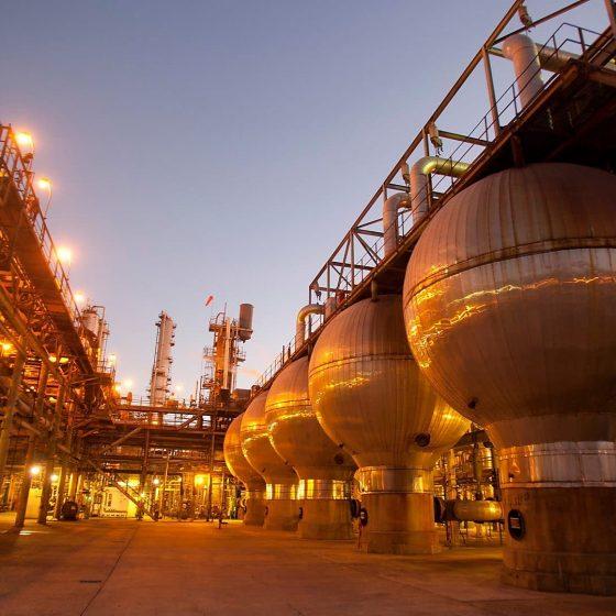 Топ-5 нефтекомпаний