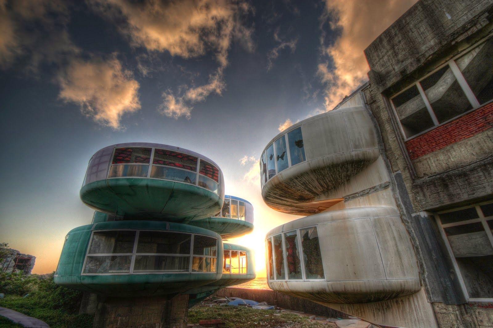 Санжи Дома НЛО, Тайвань