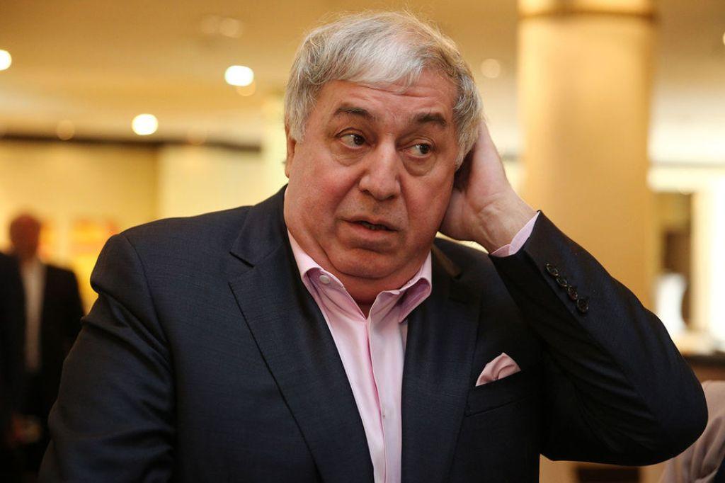 Михаил Сафарбекович Гуцериев