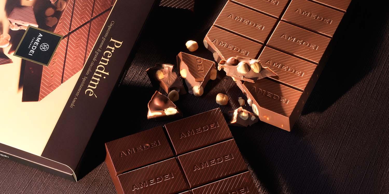Amedei шоколад