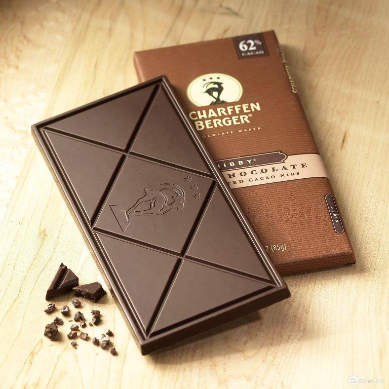 Scharffen Berger шоколад