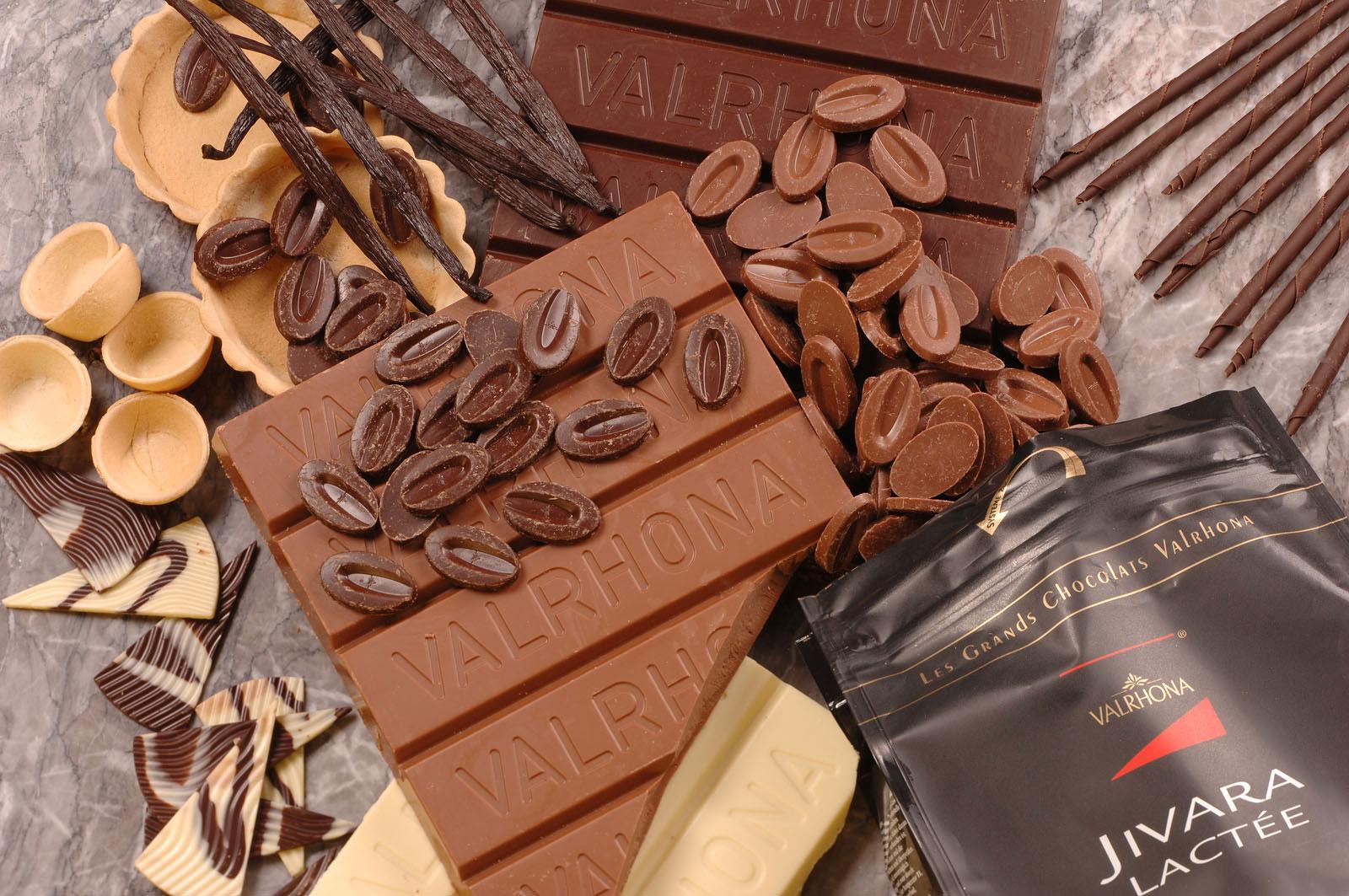 Valrhona шоколад