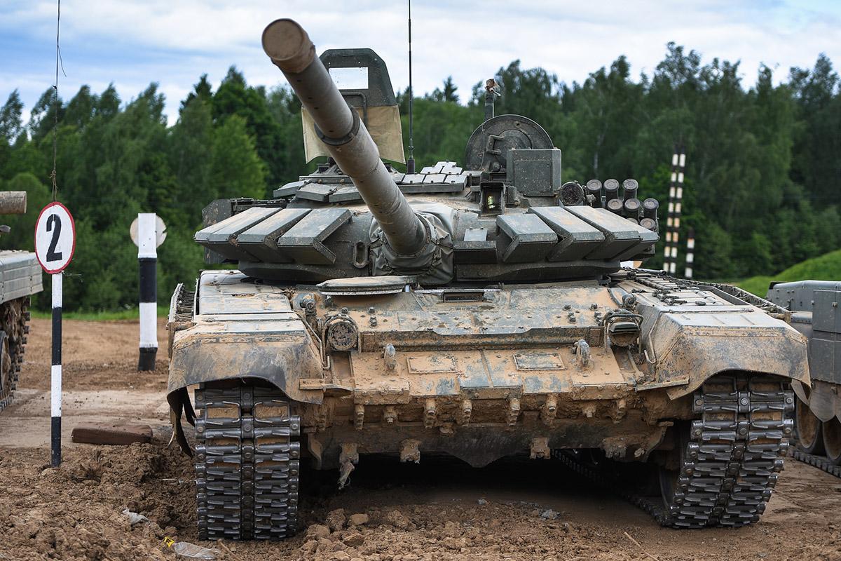 Т 72 Б3