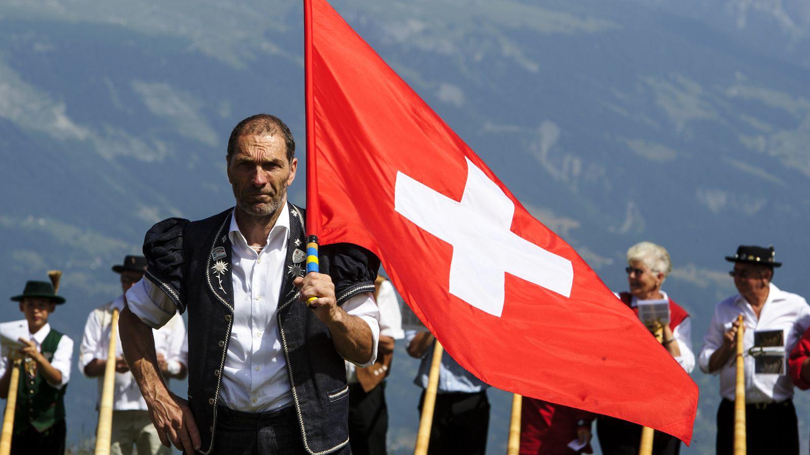 Швейцарцы