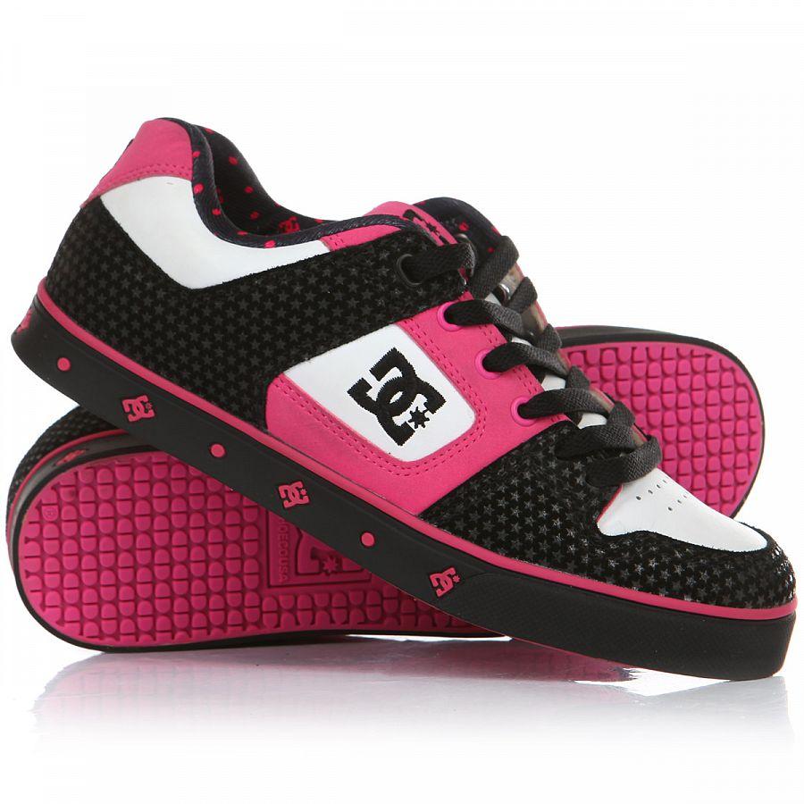 DC Shoes кроссовки