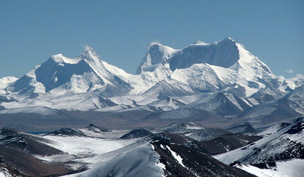 Канкар-Пунсум вершина