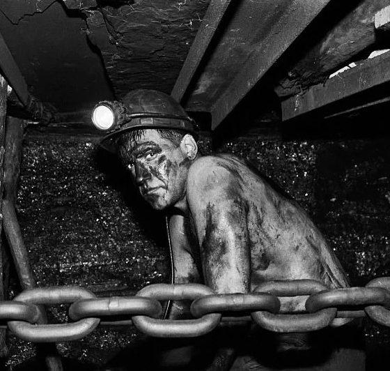 классное фото шахтера
