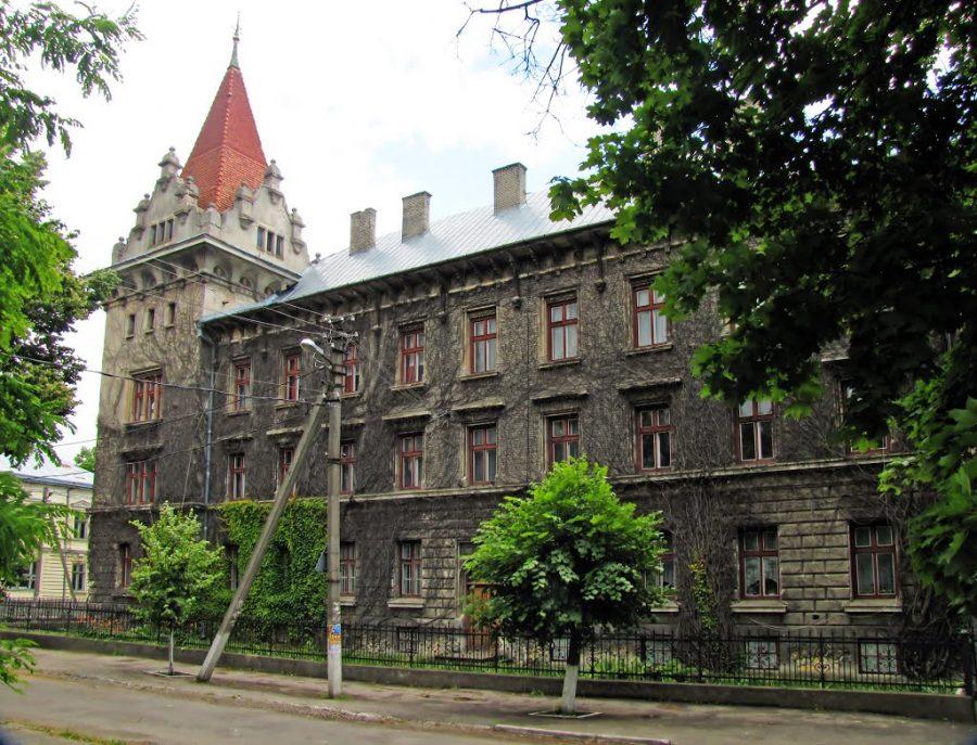 Педогогический колледж в городе Брода