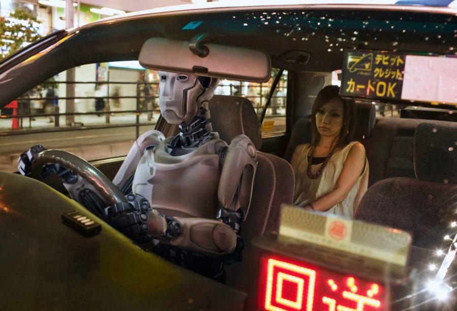 Роботы водители