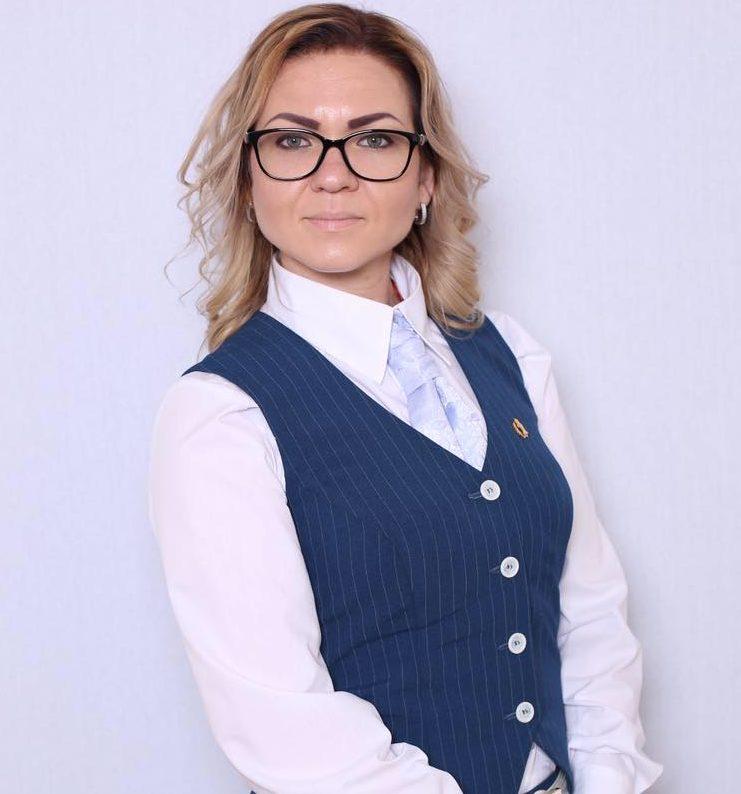 Цветкова Александра Игоревна адвокат
