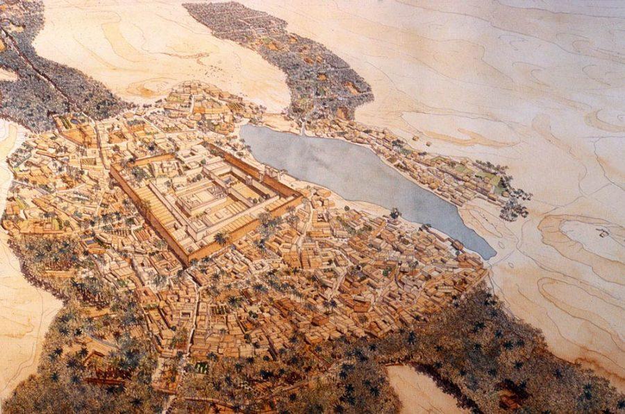 Египет 3500 3150 г. до н.э.