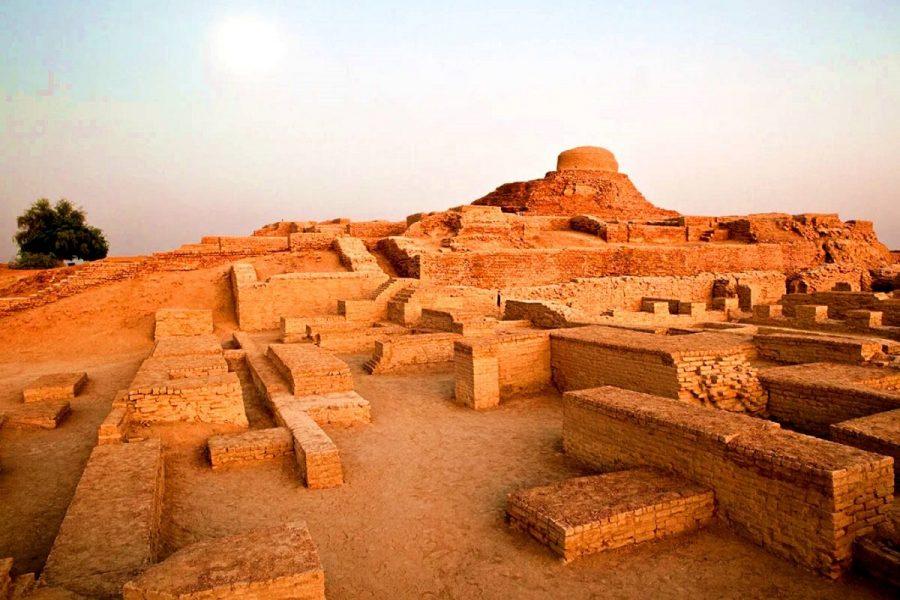 Индия 3000 г. до н.э.