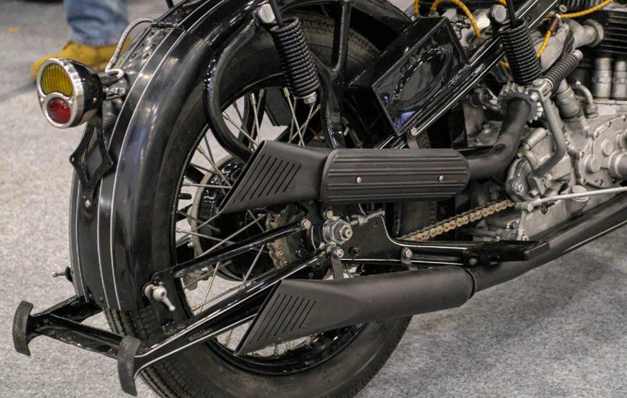 Мотоцикл НКВД