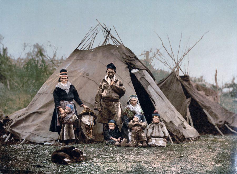 Носители Йоканьгско саамского языка