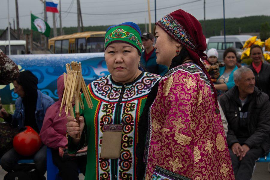 Оричи. Народ России
