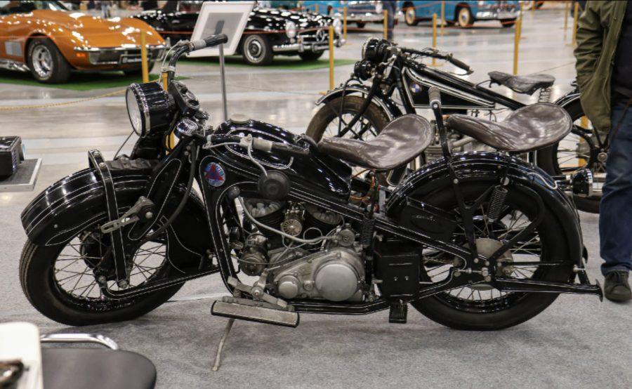 Советский тяжёлый мотоцикл