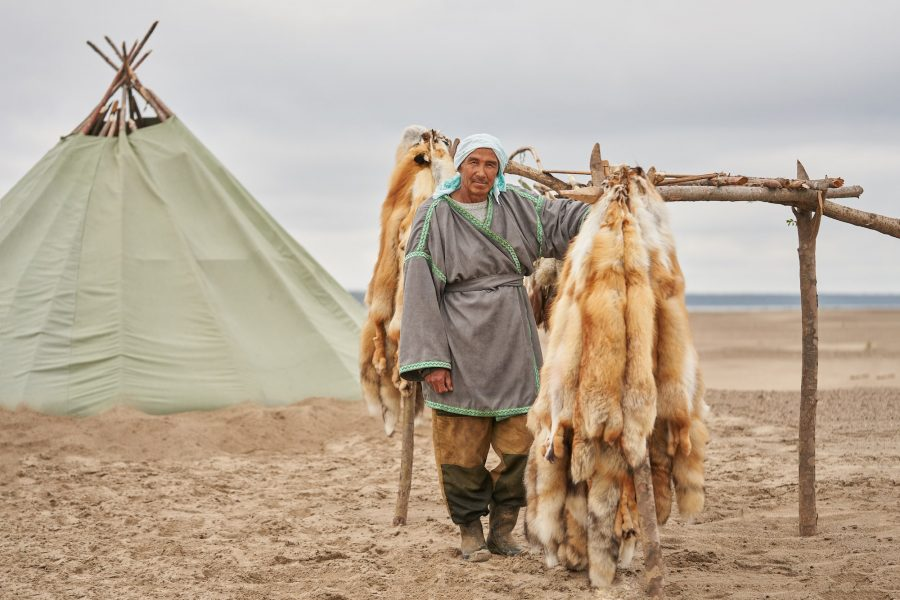 Юги́ — коренной малочисленный народ, проживающий в среднем течении Енисея