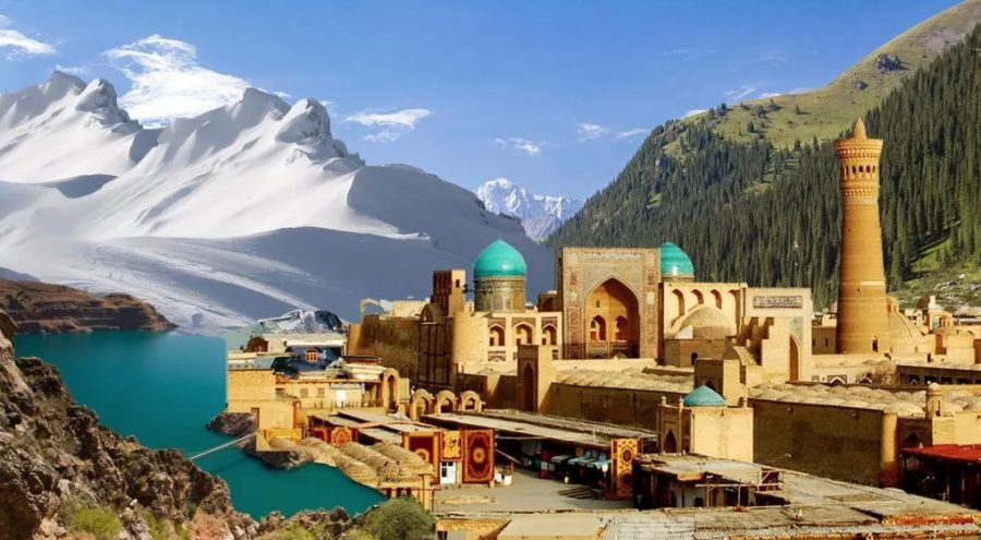 Узбекистан туризм